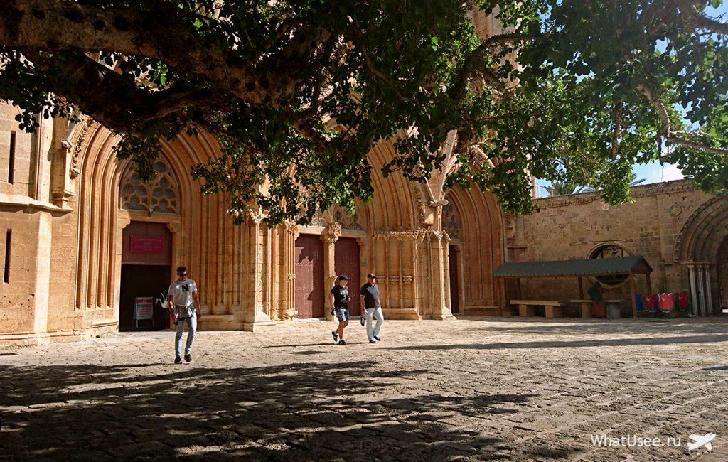 Собор в Фамагусте