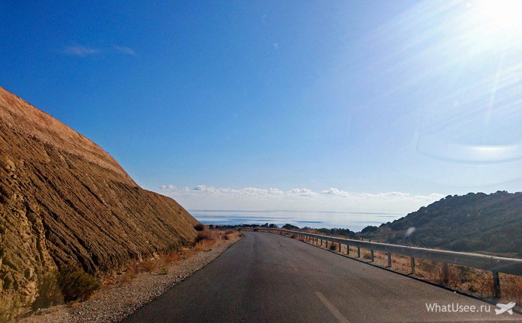 Северный Кипр, полуостров Карпас