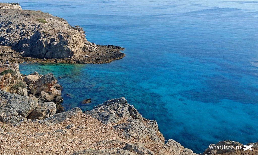 На полуострове Карпас на Северном Кипре