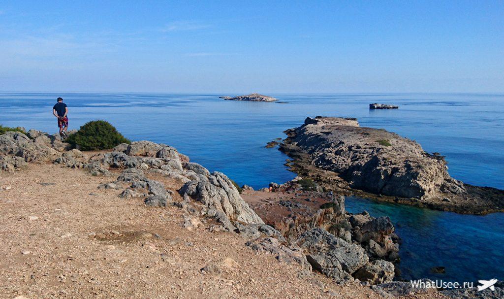 Фото северного побережья Кипра, Зафер Бурну