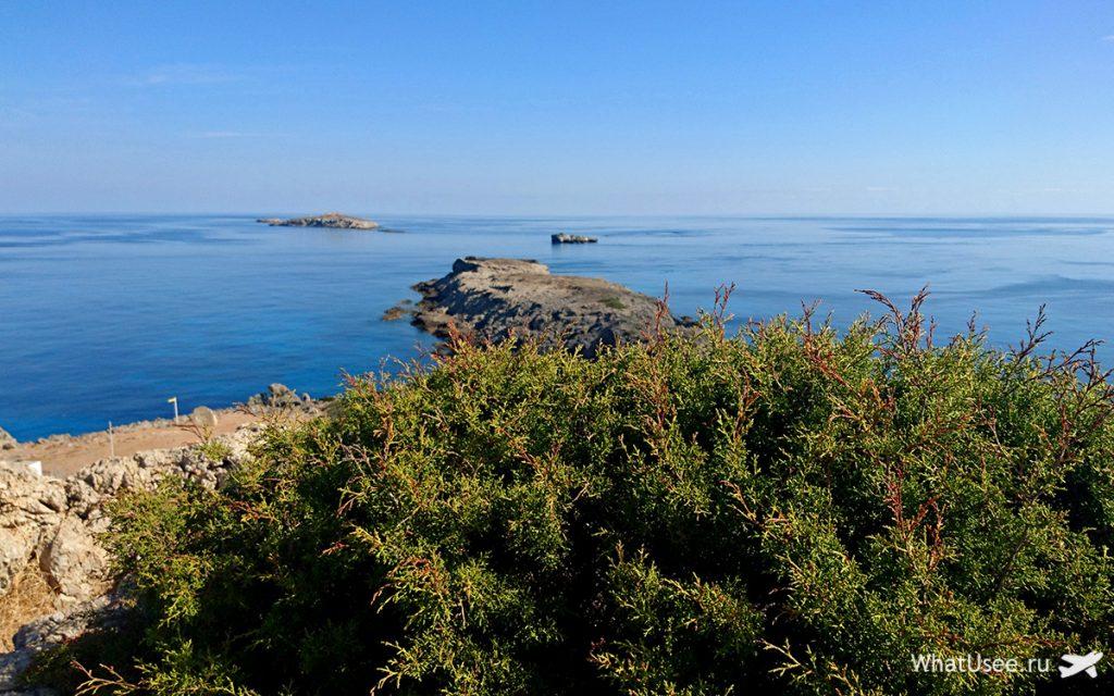 На полуострове Карпас, Северный Кипр