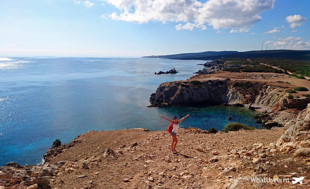 Северный Кипр, на полуострове Карпас