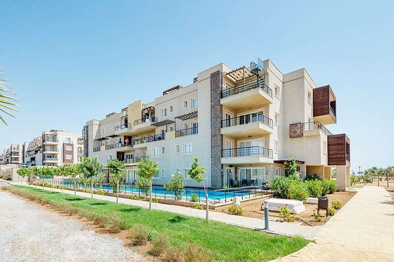 Курорт Thalassa Beach Resort на Кипре