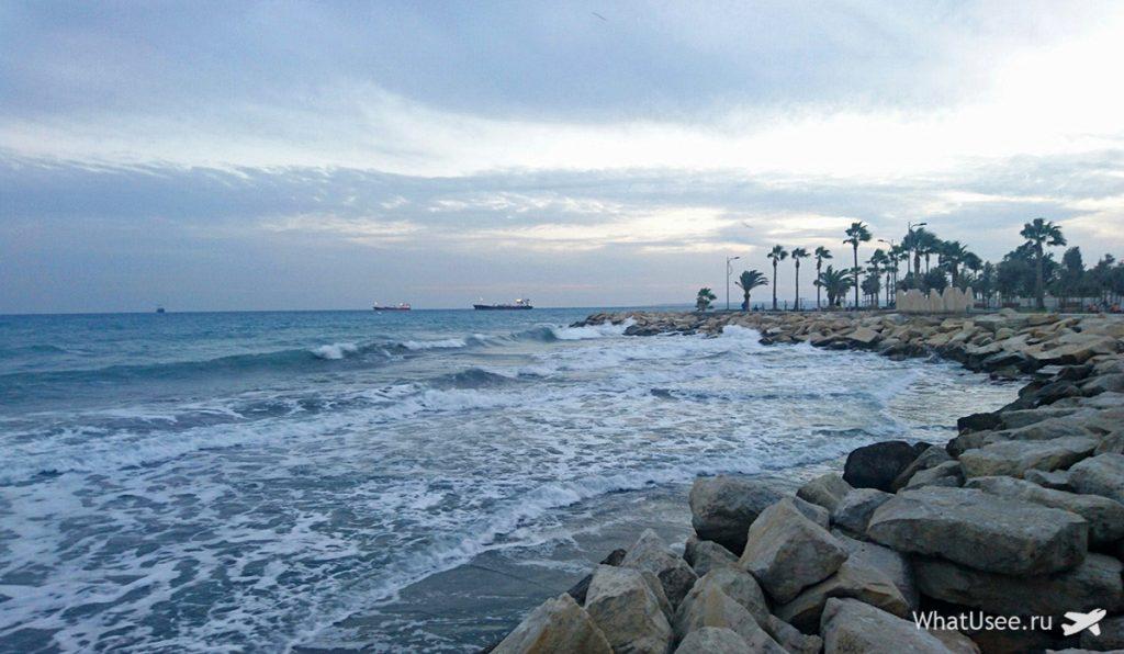 Можно ли купаться на Кипре зимой