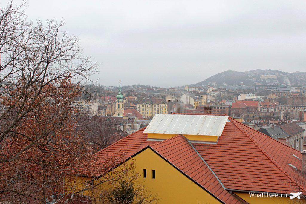 Поездка в Будапешт зимой