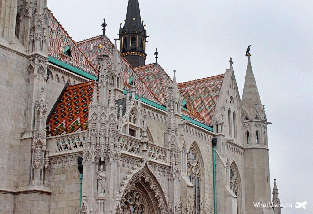 Гуляем по Будапешту зимой