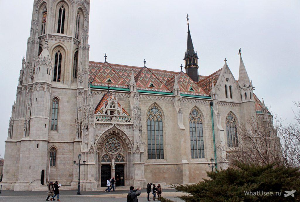 Достопримечательности Будапешта зимой