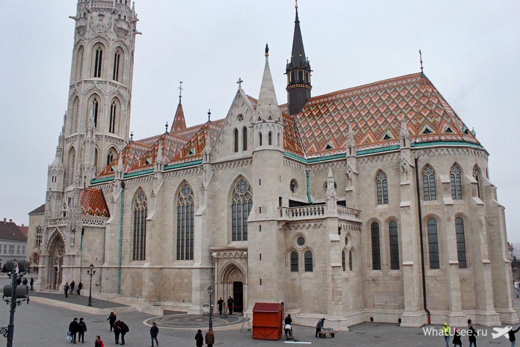 Поездка в зимний Будапешт
