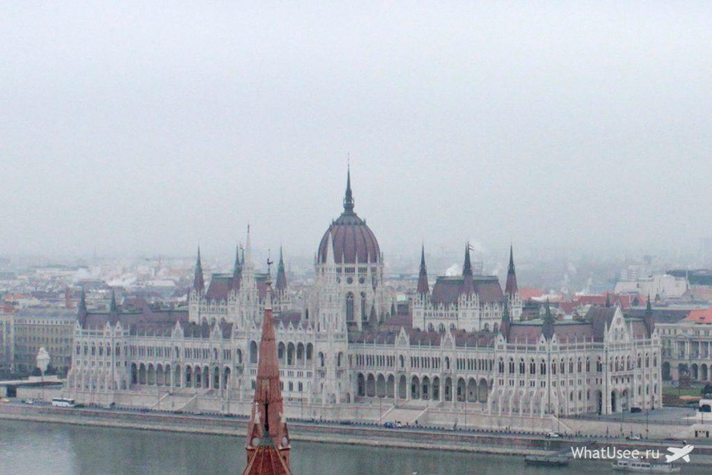 Экскурсия по Будапешту зимой