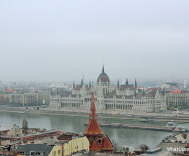 Венгрия: Будапешт зимой