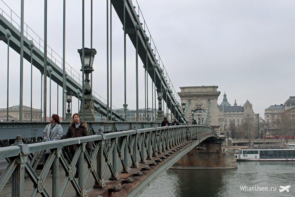 Дунай в декабре