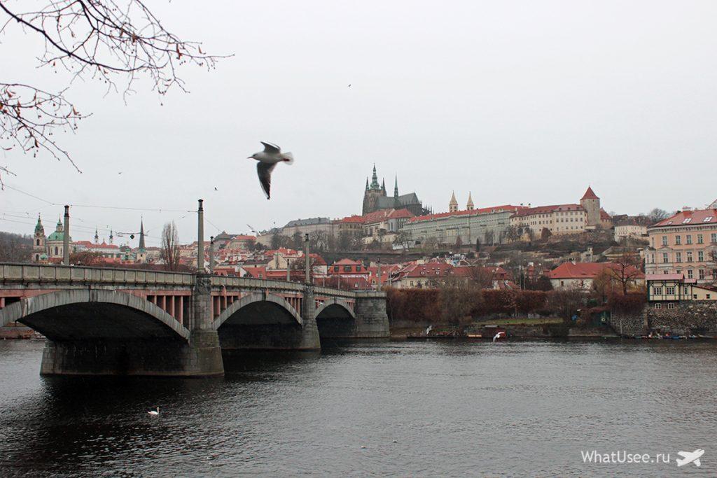 Поездка в Прагу самостоятельно