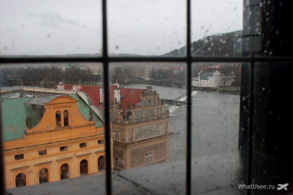 Посещение Староместской мостовой башни