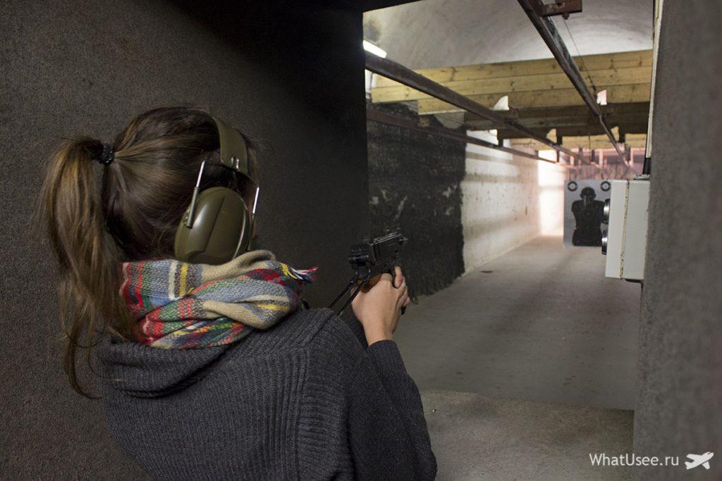 Стрельба в тире в Чехии