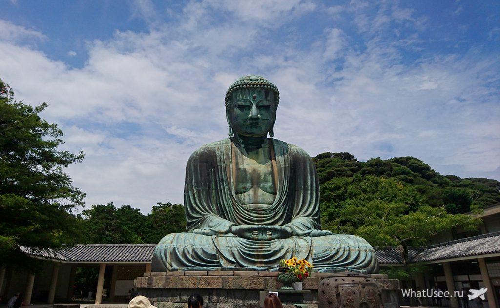 Великий Будда в Камакуре