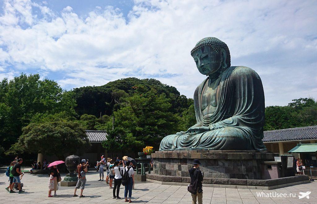 Котокуин и Будда в Камакуре
