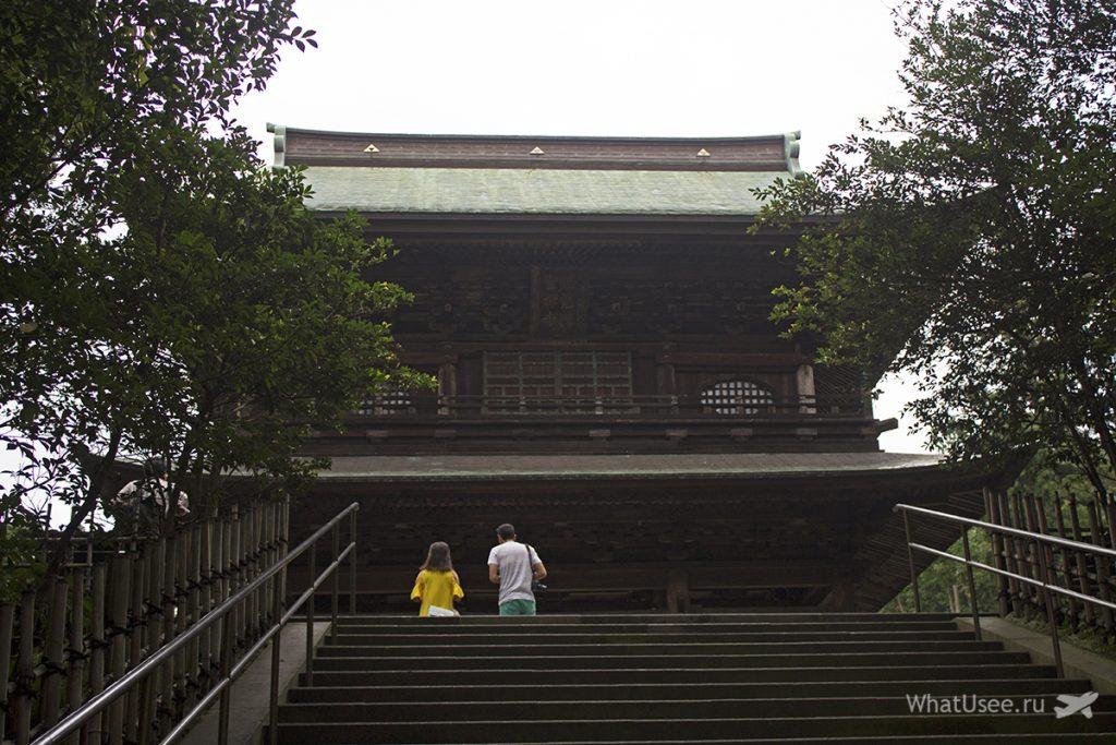 Храмы Северной Камакуры