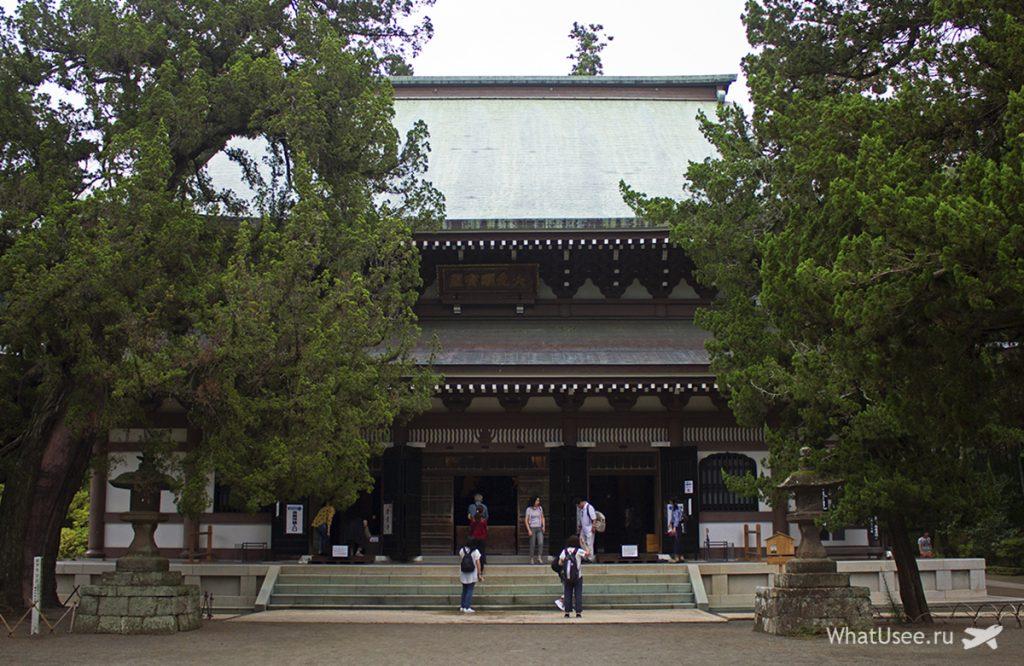 Посещение храма Энгакудзи в Камакуре