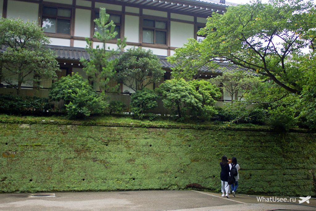 Храм Энгакудзи на севере Камакуры