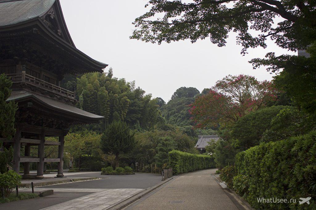 Что посмотреть в храме Кэнтё-дзи