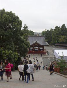 Синтоистский храм Цуругаока-Хатимангу