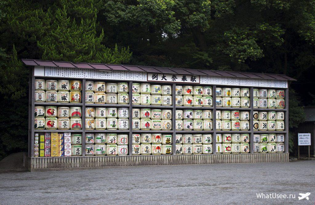 Храм Цуругаока-Хатимангу в Камакуре