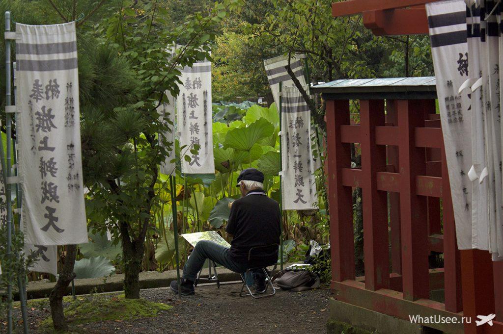 Самый главный храм Камакуры
