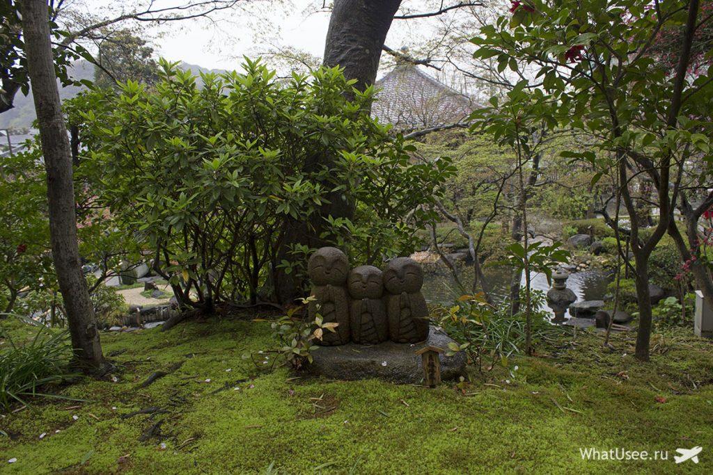 Храмы Камакуры