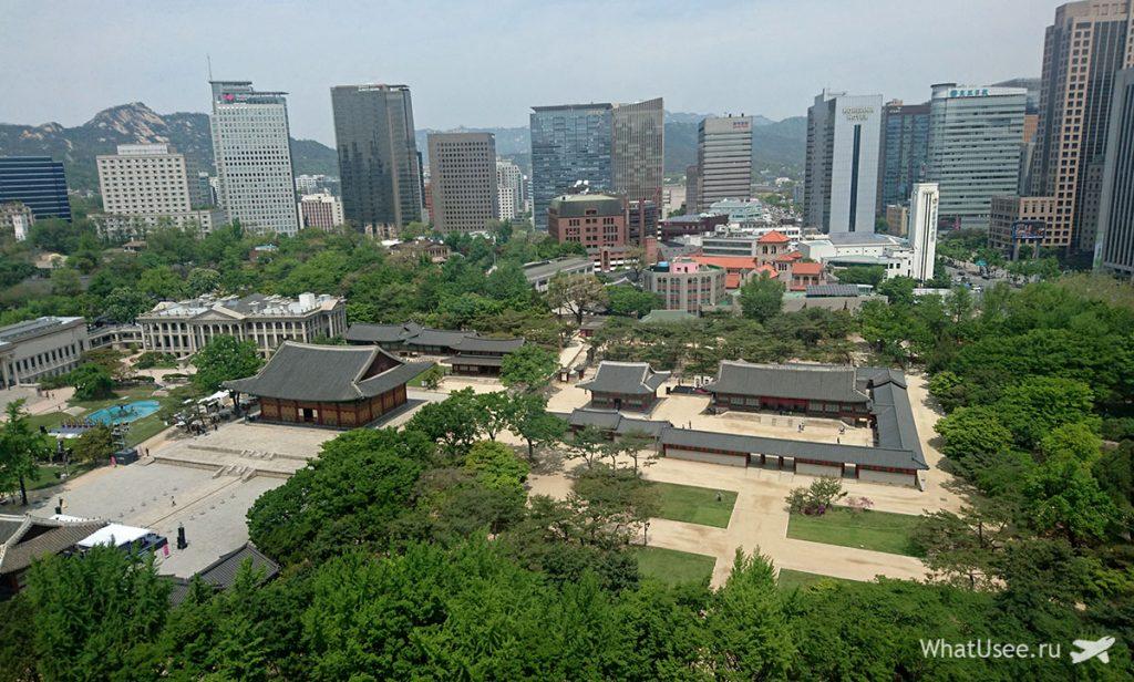 Самостоятельно в Сеуле