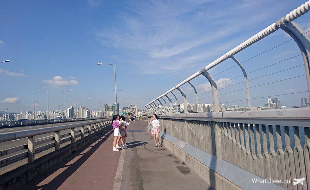 Сеул мост жизни