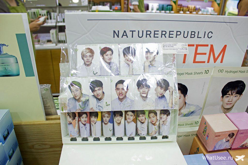 Магазины в Сеуле
