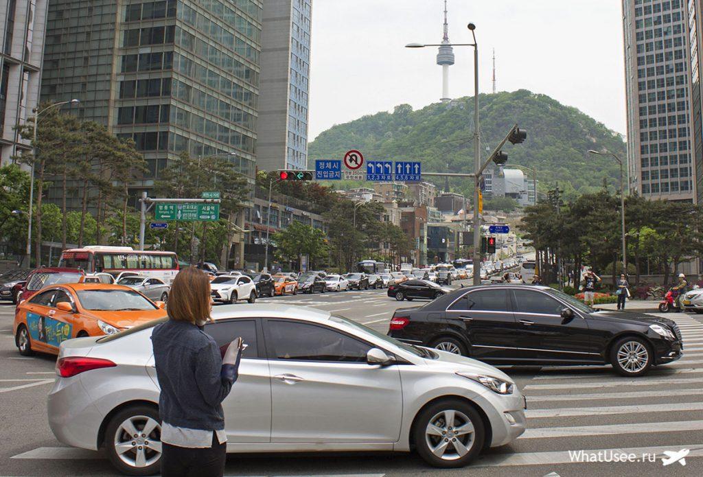 Отзыв об отдыхе в Сеуле