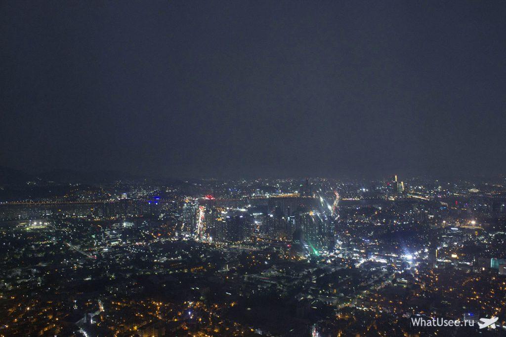 Сеульская башня Намсан