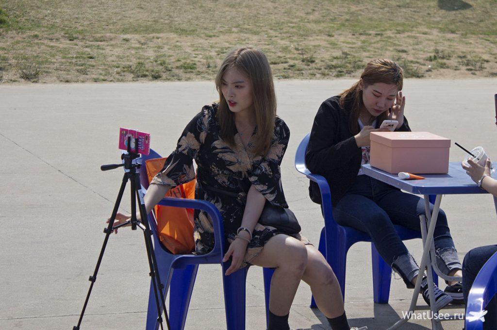 Молодёжь в Сеуле