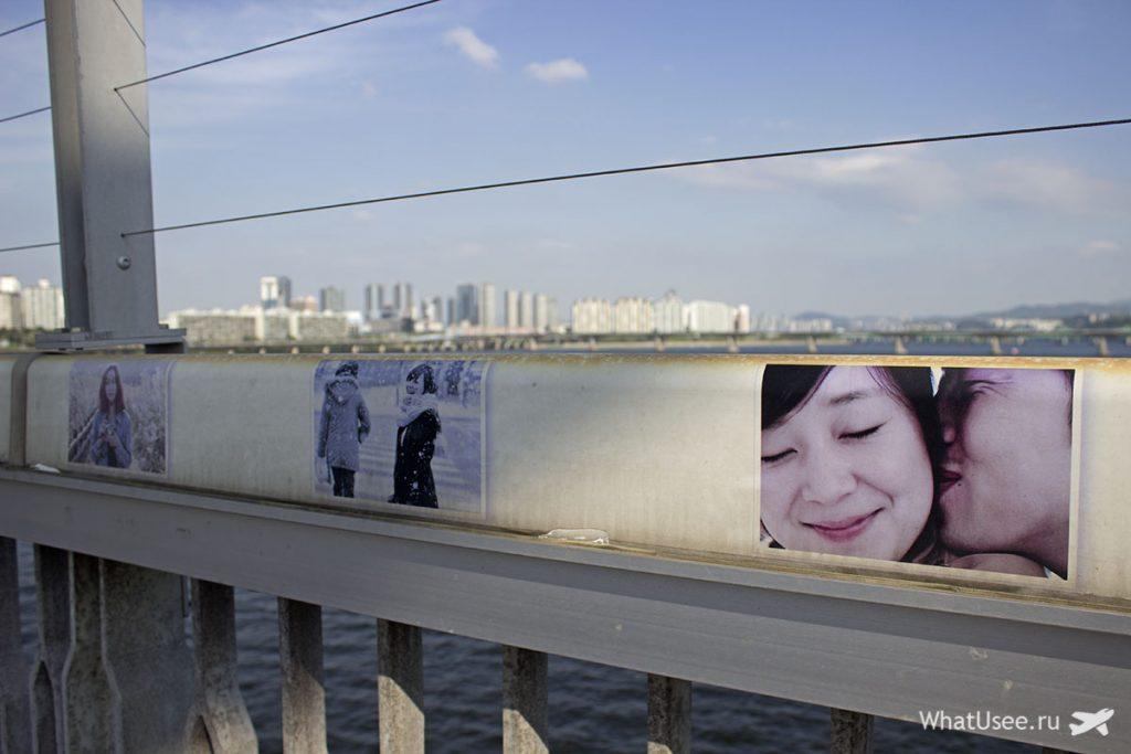 Мост самоубийств в Сеуле