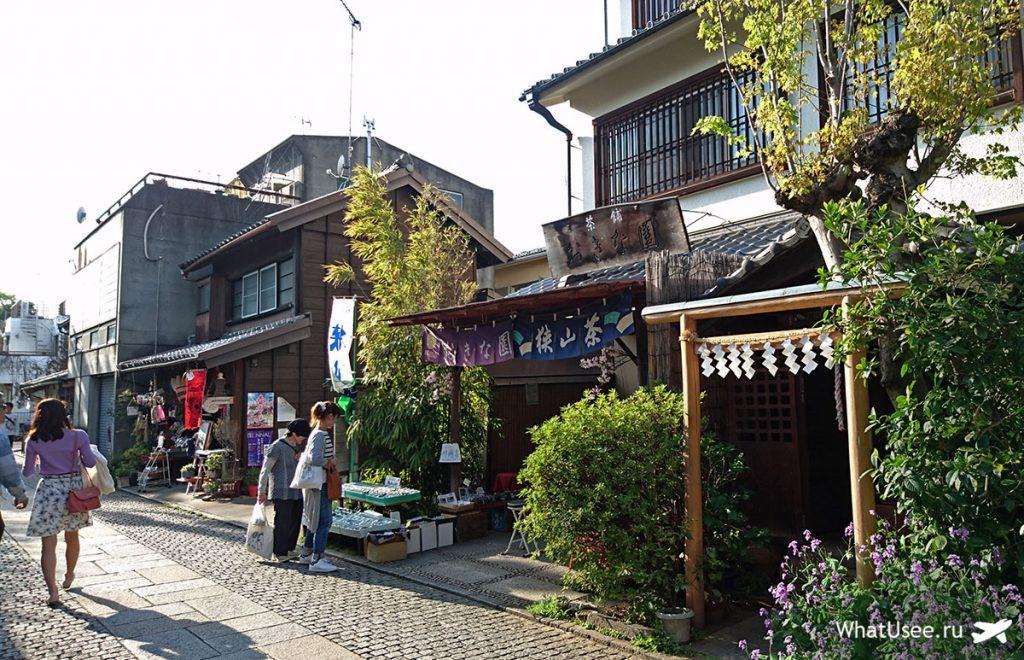 В Кавагоэ из Токио