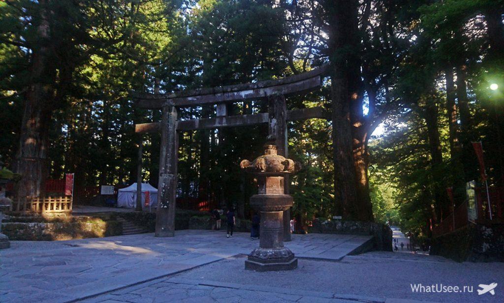 Как попасть в храм Тосёгу в Никко