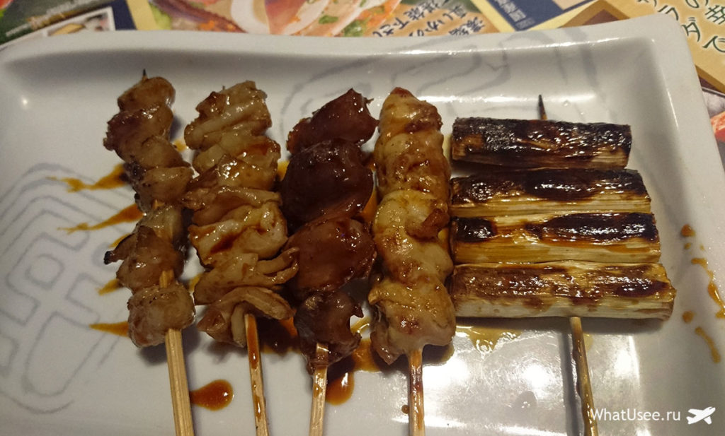 Кухня Никко в Японии