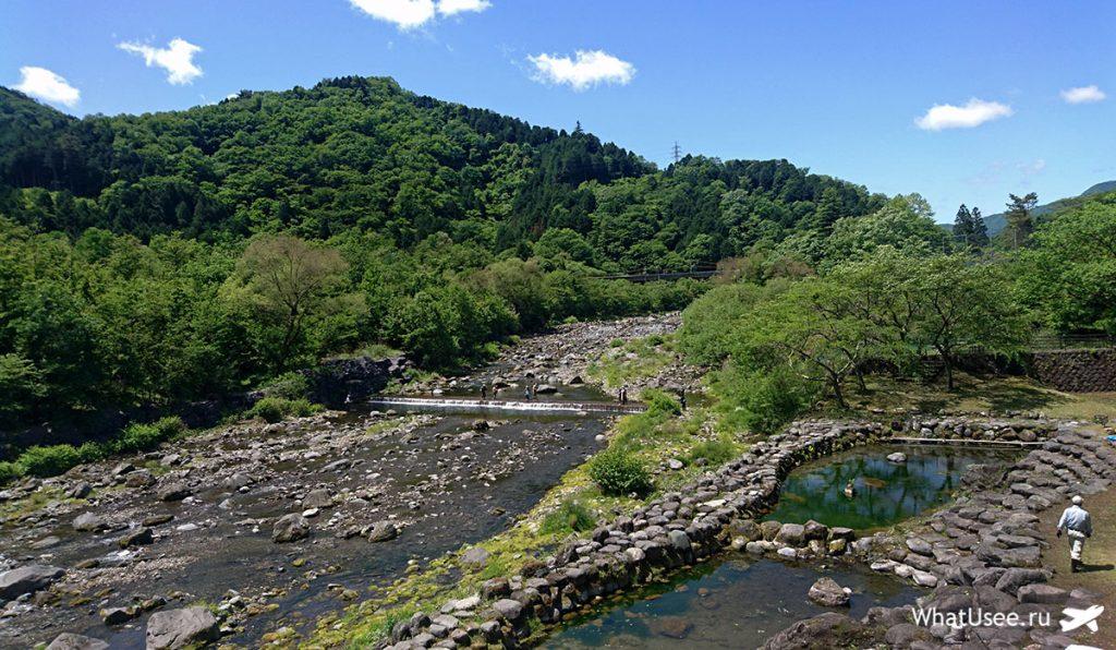 Как добраться в долину Дзидзо