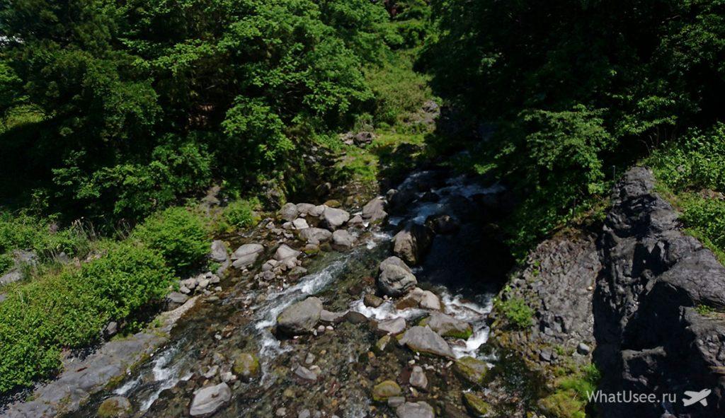 Дорога в долину Дзидзо