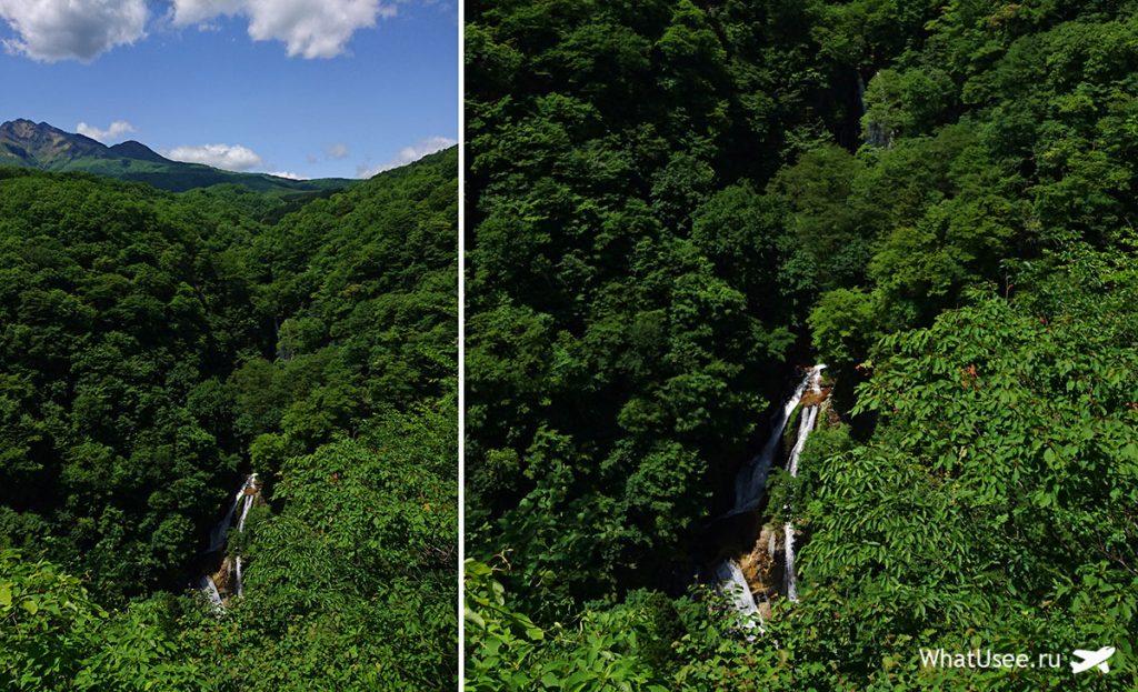 Как добраться до водопада Кирифури в Никко