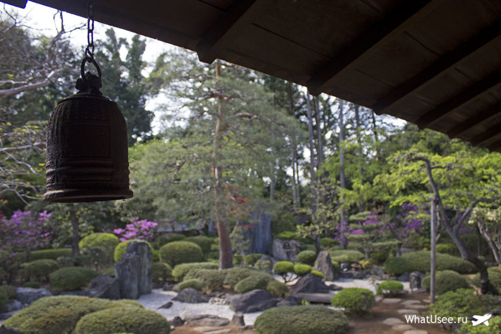 Храм в Кавагоэ