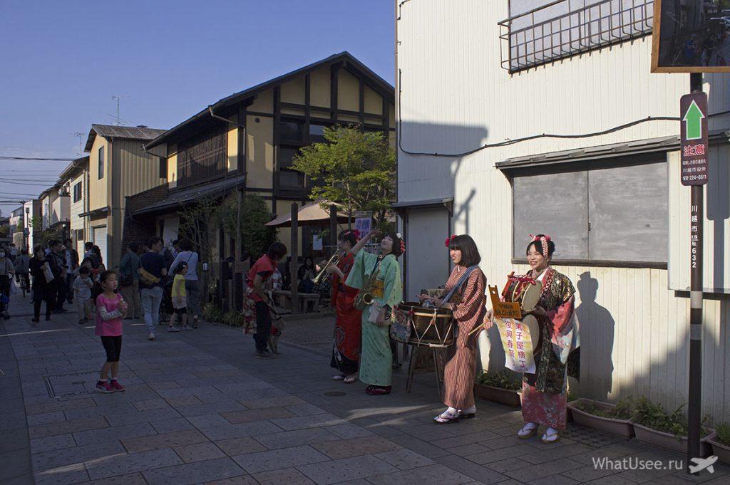Отзыв о поездке в Кавагоэ на один день