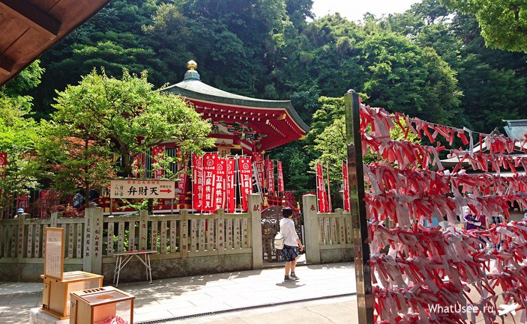Храм Hetsunomiya