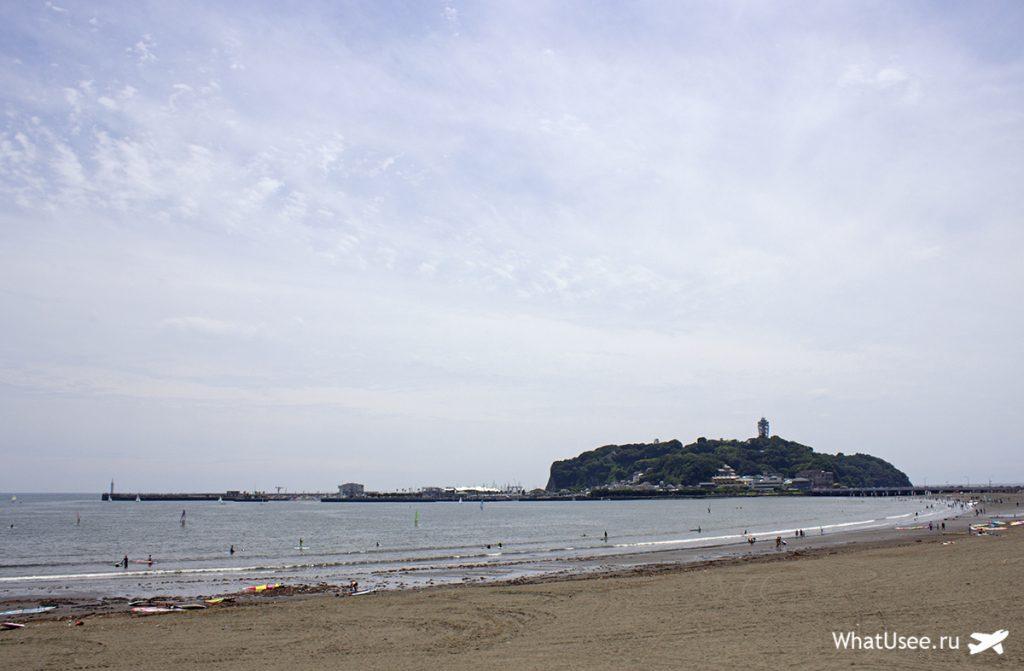 Остров Эносима