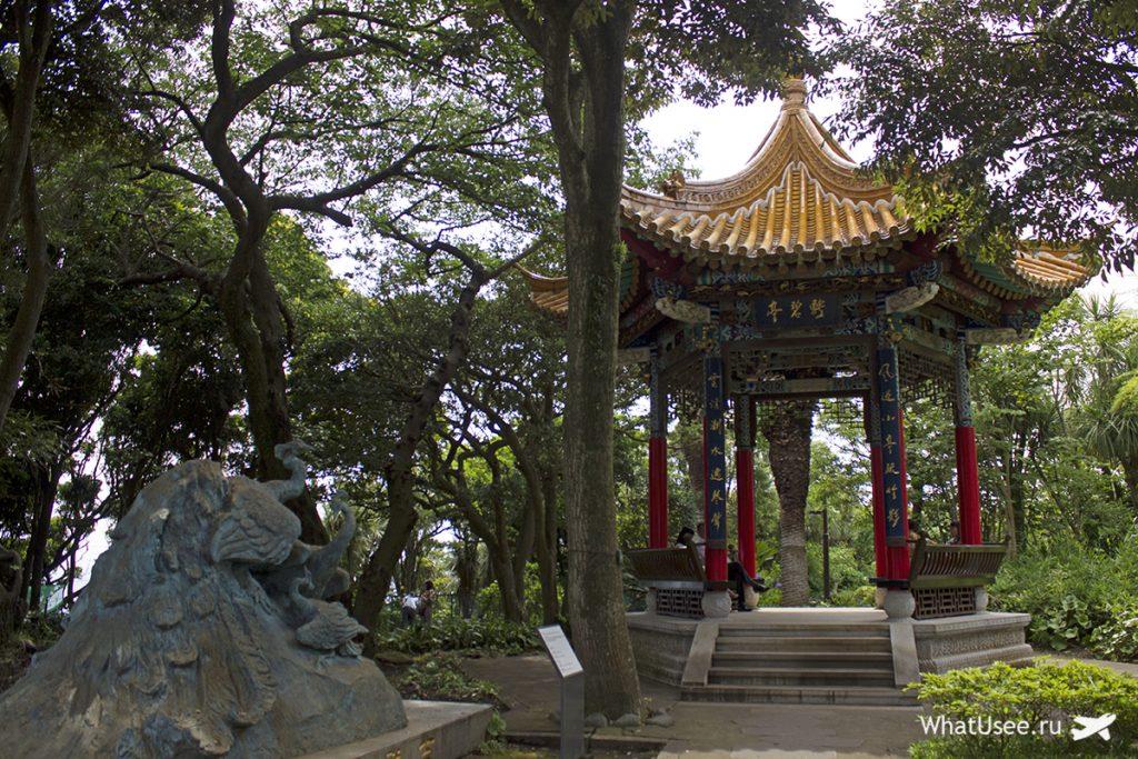 Прогулка по Эносиме в Японии