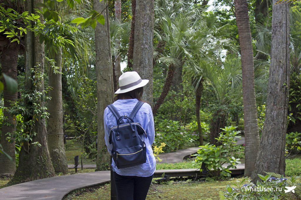 Смотровая башня на острове Эносима