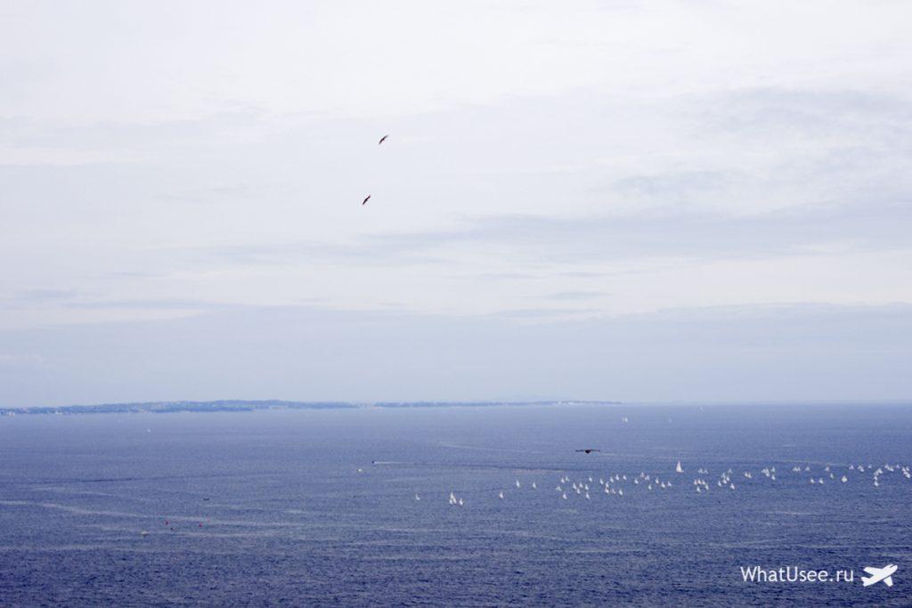 Sea Candle на острове Эносима