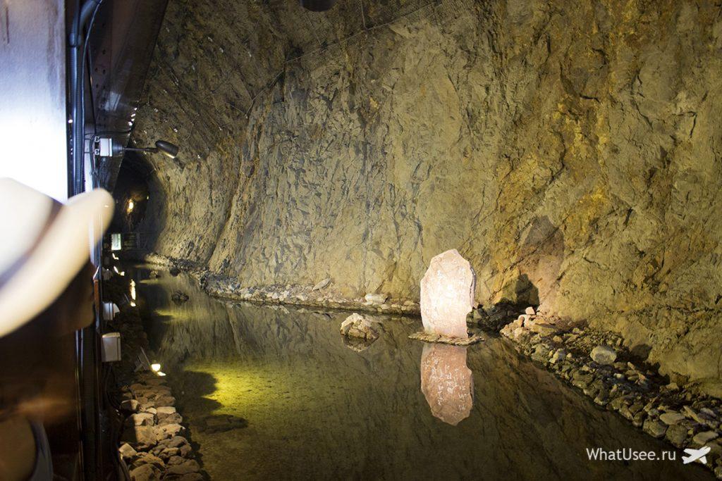 Пещера на Эносиме