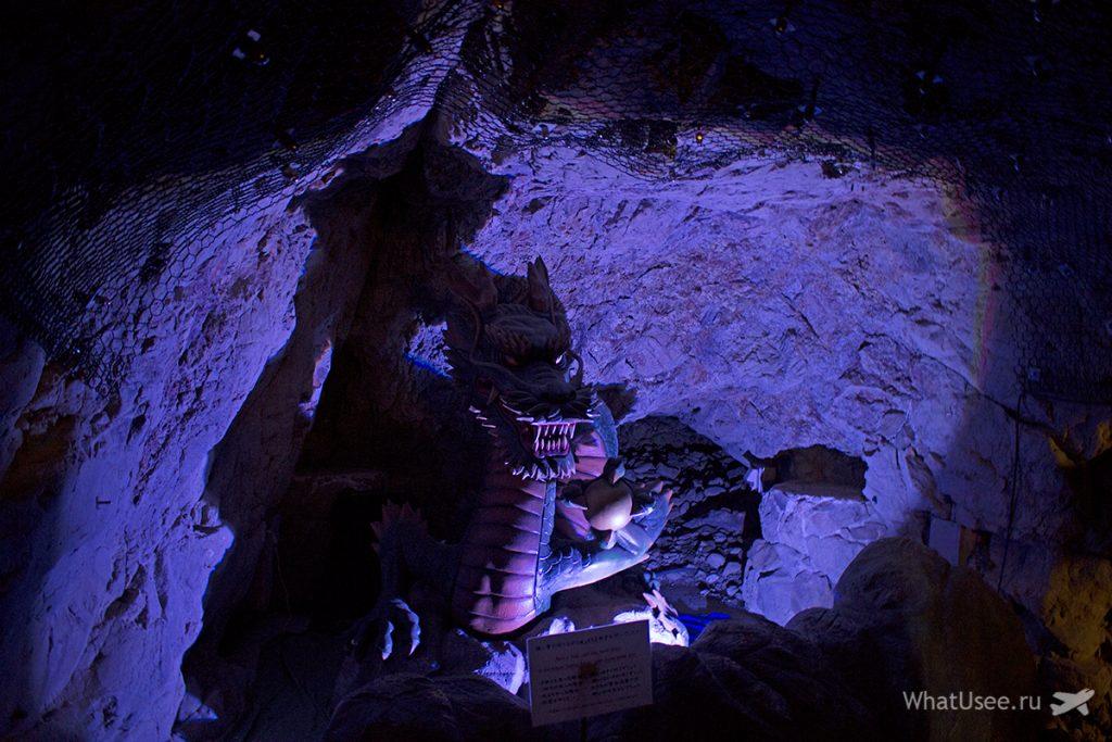 Пещеры Iwaya Caves